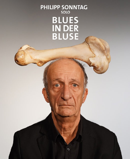 Blues in der Bluse